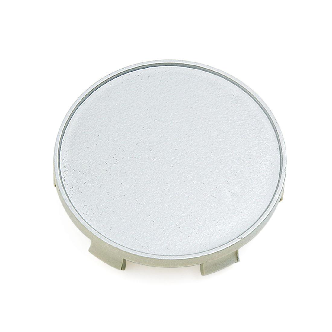 67mm Diameter 6Lugs Plastic Wheel Rims Center Hub Cover Cap for Car