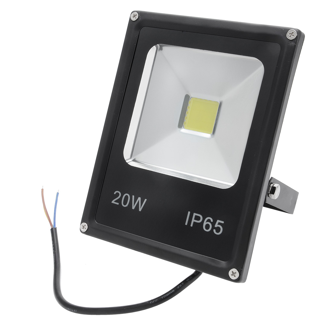AC 85-265V 20W LED Flood Light Lamp Outdoor Spot Light Waterproof Pure White