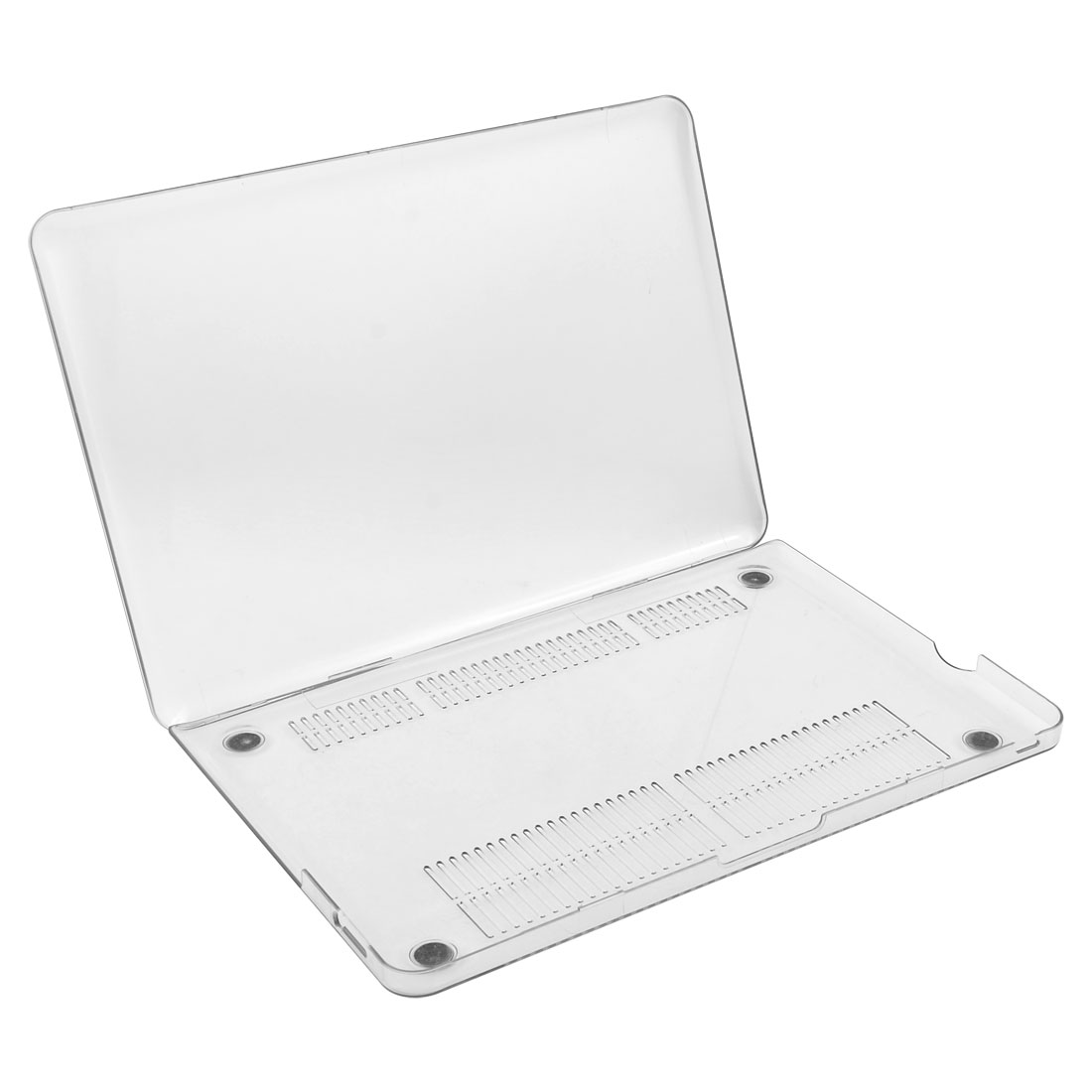 Plastic Portable Hard Case Cover Protector Clear for Macbook Pro 13.3 Inch