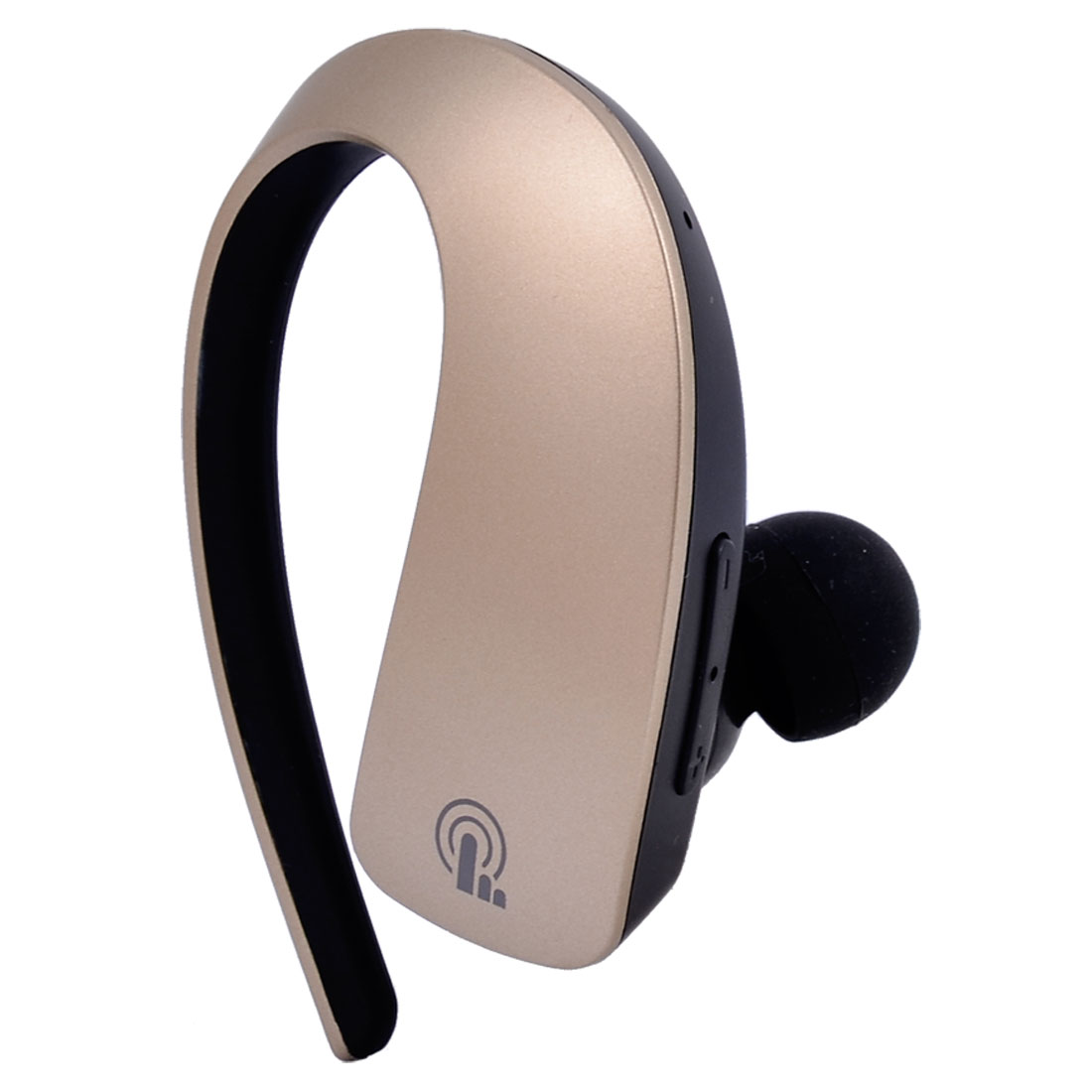 Car Noise Reduction Earhook Wireless V4.1 bluetooth Headphone Champagne Gold