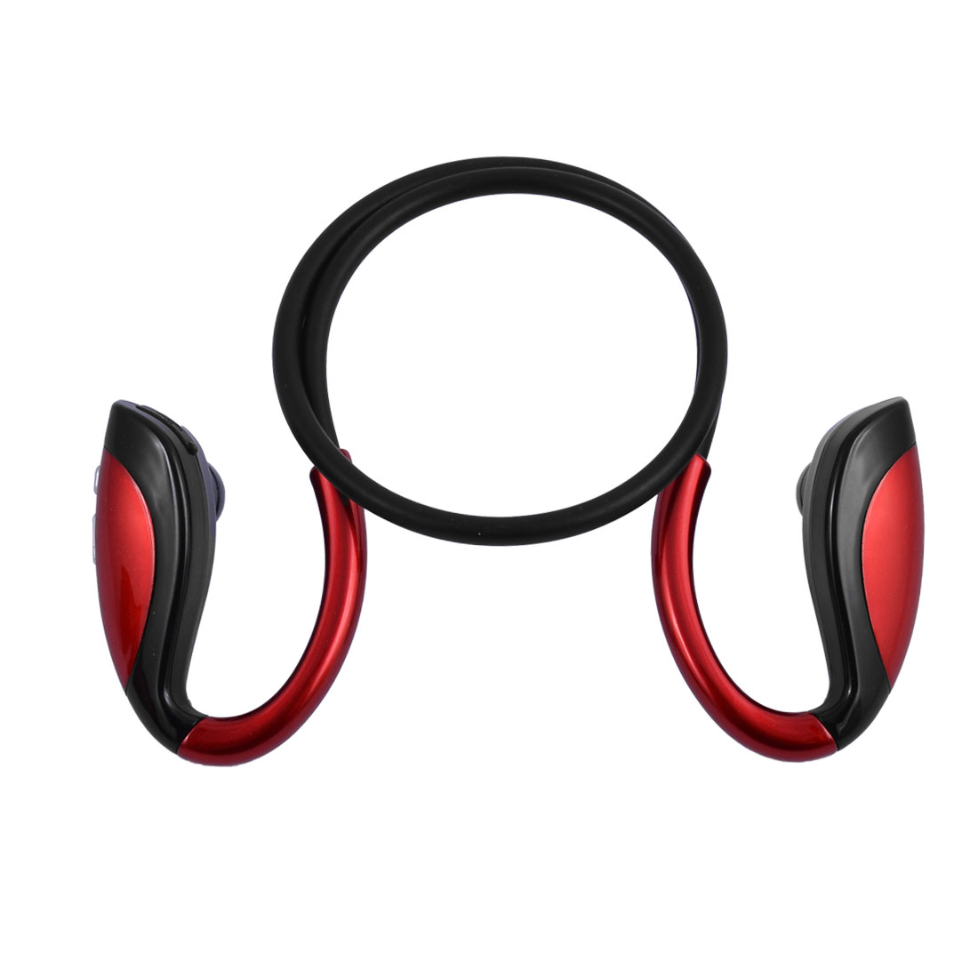 Phone Wireless Sport Stereo In-Ear Noise Cancelling bluetooth Headset Red