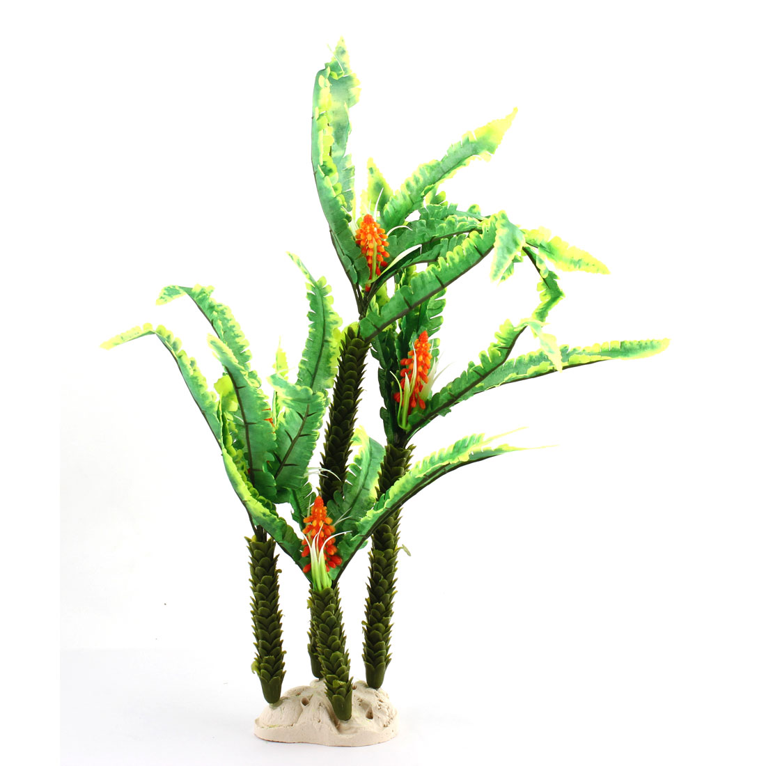 Household Fish Tank Aquatic Landscape Scenery Viewing Ornament Water Plants