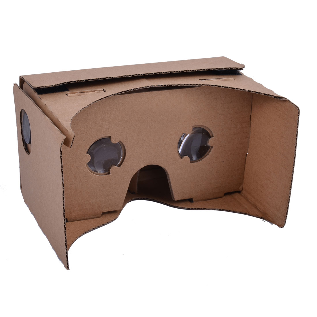 DIY Cardboard Movie Box 3D Virtual Reality Glasses for 4.7-6 Inch Smartphone