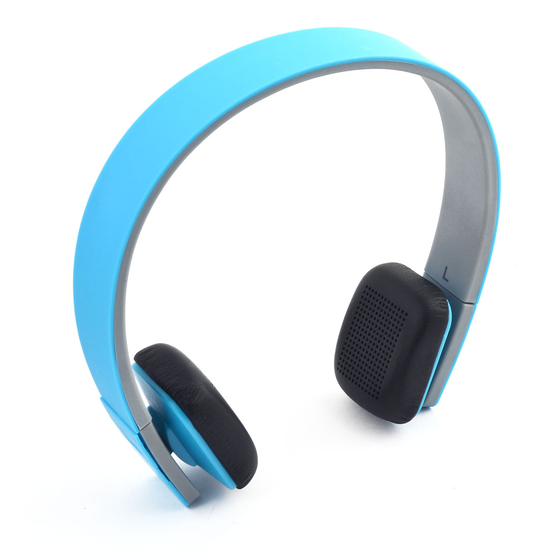 Tablet PC Noise Reduction Wireless bluetooth Stereo Headphones Headset Blue w USB Cable