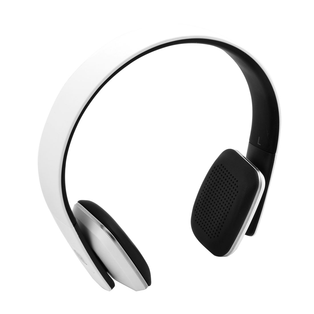 PC Tablet Noise Reduction Stereo Wireless bluetooth Headphones Headset White w USB Cable