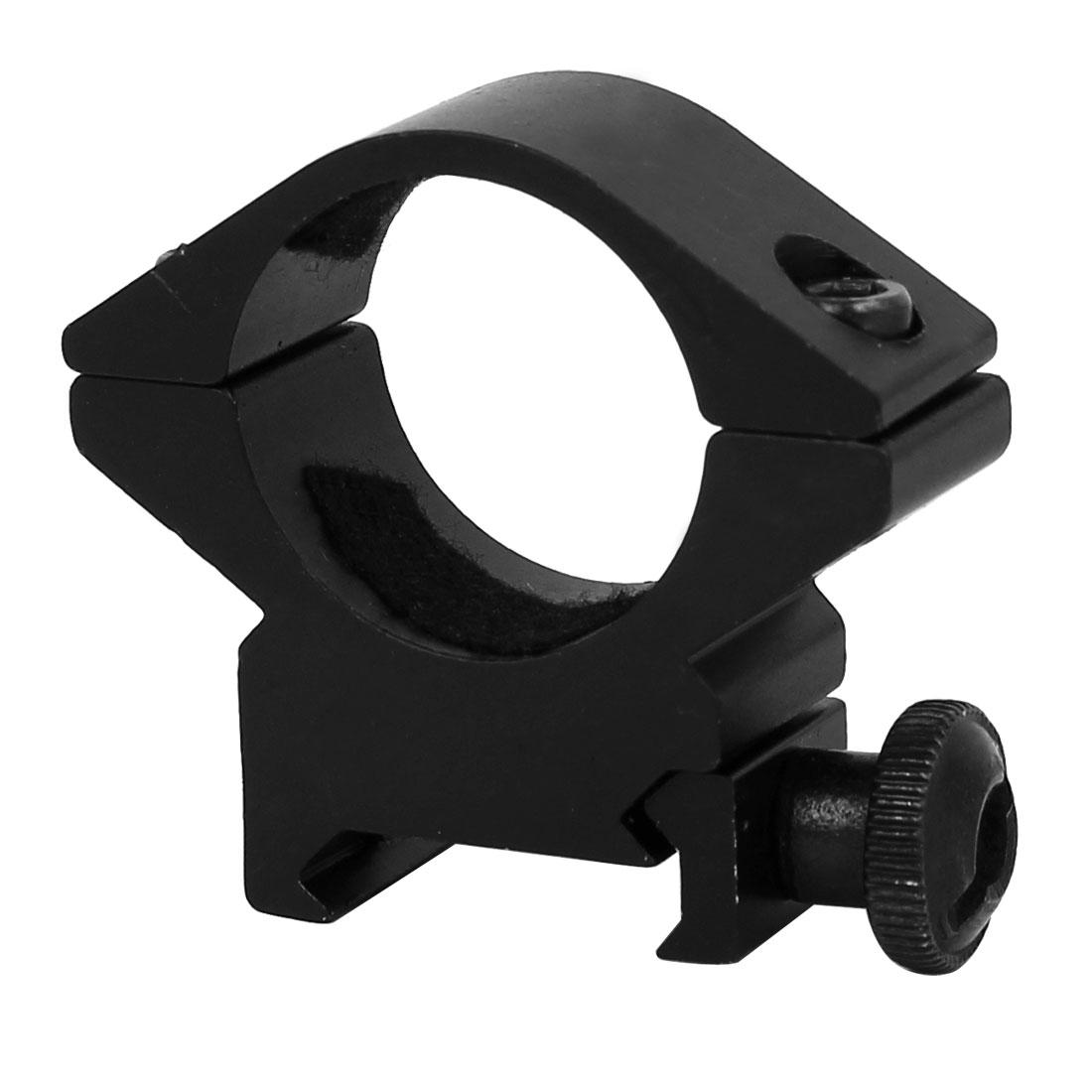 "Laser Flashlight Profile Quick Detach Barrel Adapter Clamp Clip for 1"" Rail"