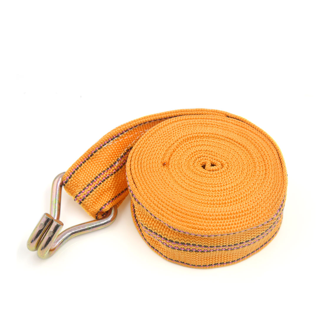 6M Long 55mm Width Tie Down Straps Cargo Lash Luggage Fixation Belt for Car