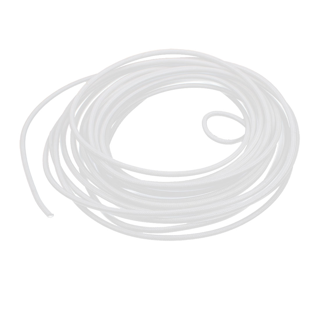 9M 2.5mm2 Electric Copper Core Flexible Silicone Wire Cable White