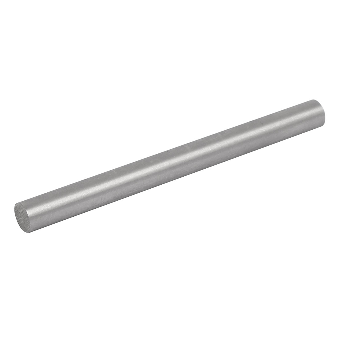 8.5mm Dia 100mm Length HSS Round Shaft Rod Bar Lathe Tools Gray