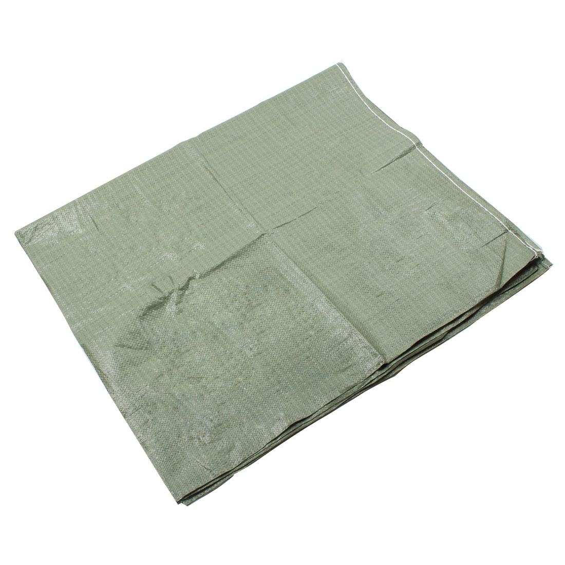 Plastic Courier Cargo Express Packing Snakeskin Bag Green 150 x 180cm 2 Pcs