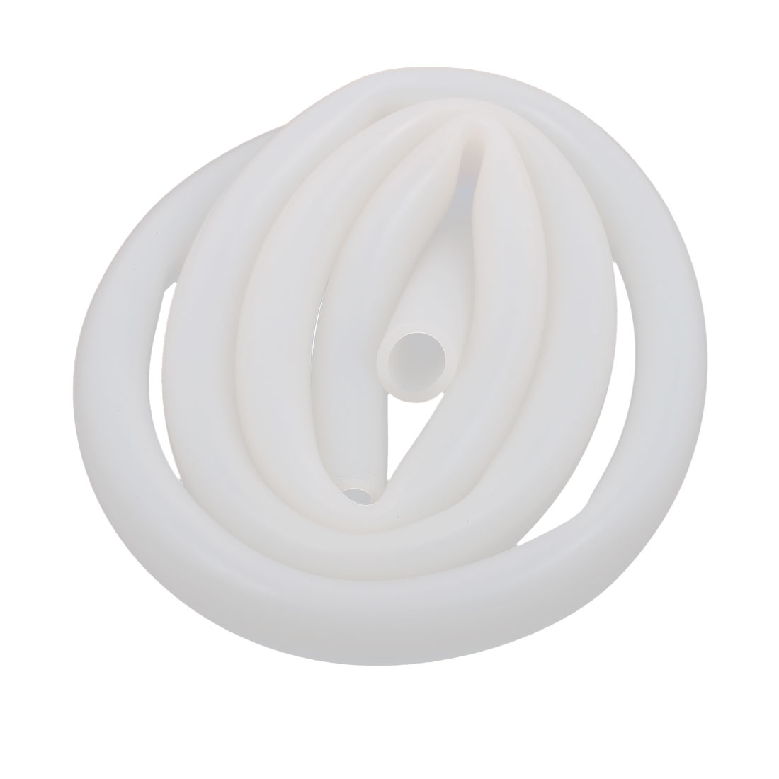 13 x 18mm Translucent Silicone Tube High Temperature Resistant Hose Pipe 1M