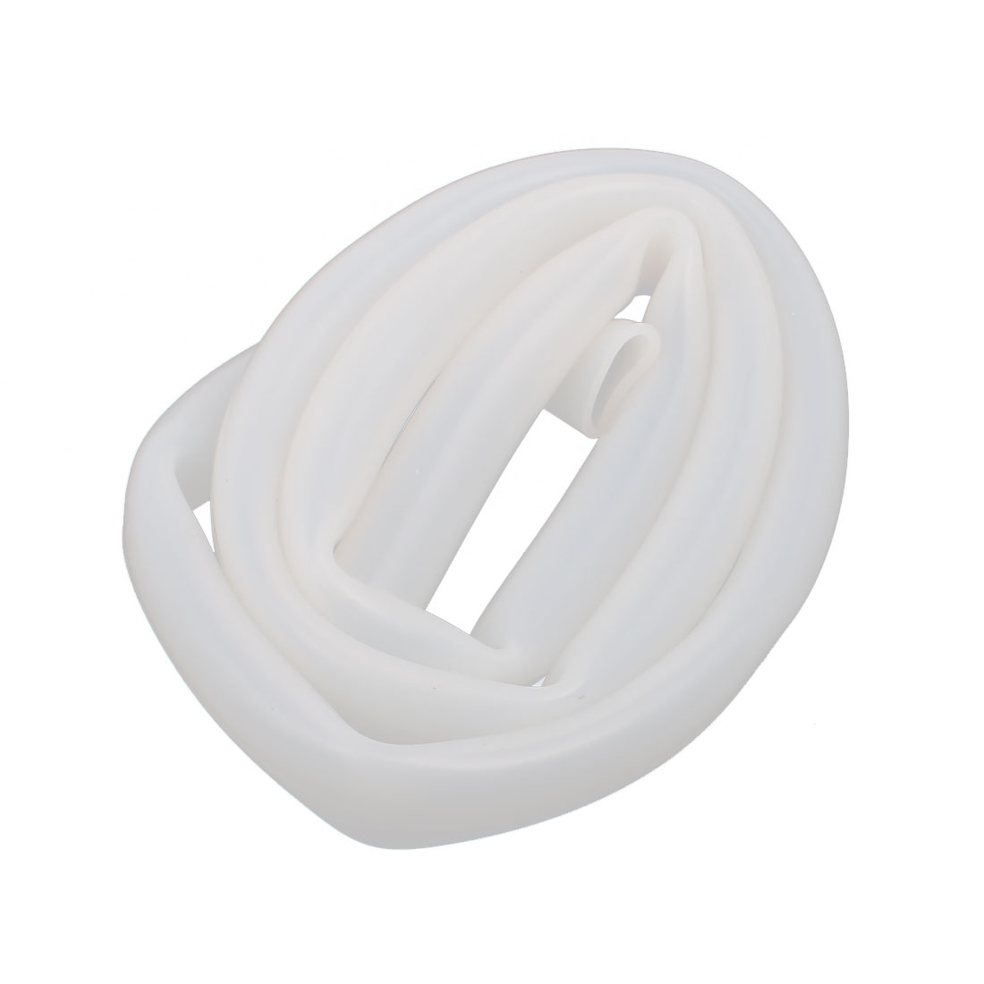 12 x 16mm Translucent Silicone Tube Water Hose Pipe 1 Meter Length