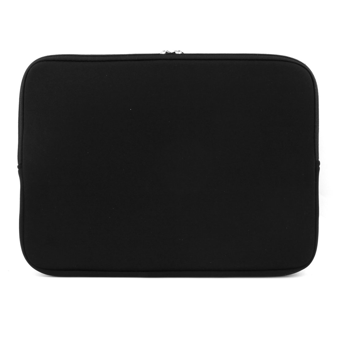 PC Loptop Neoprene Zipper Sleeve Cover Bag Black for Macbook Air Pro 11 Inch