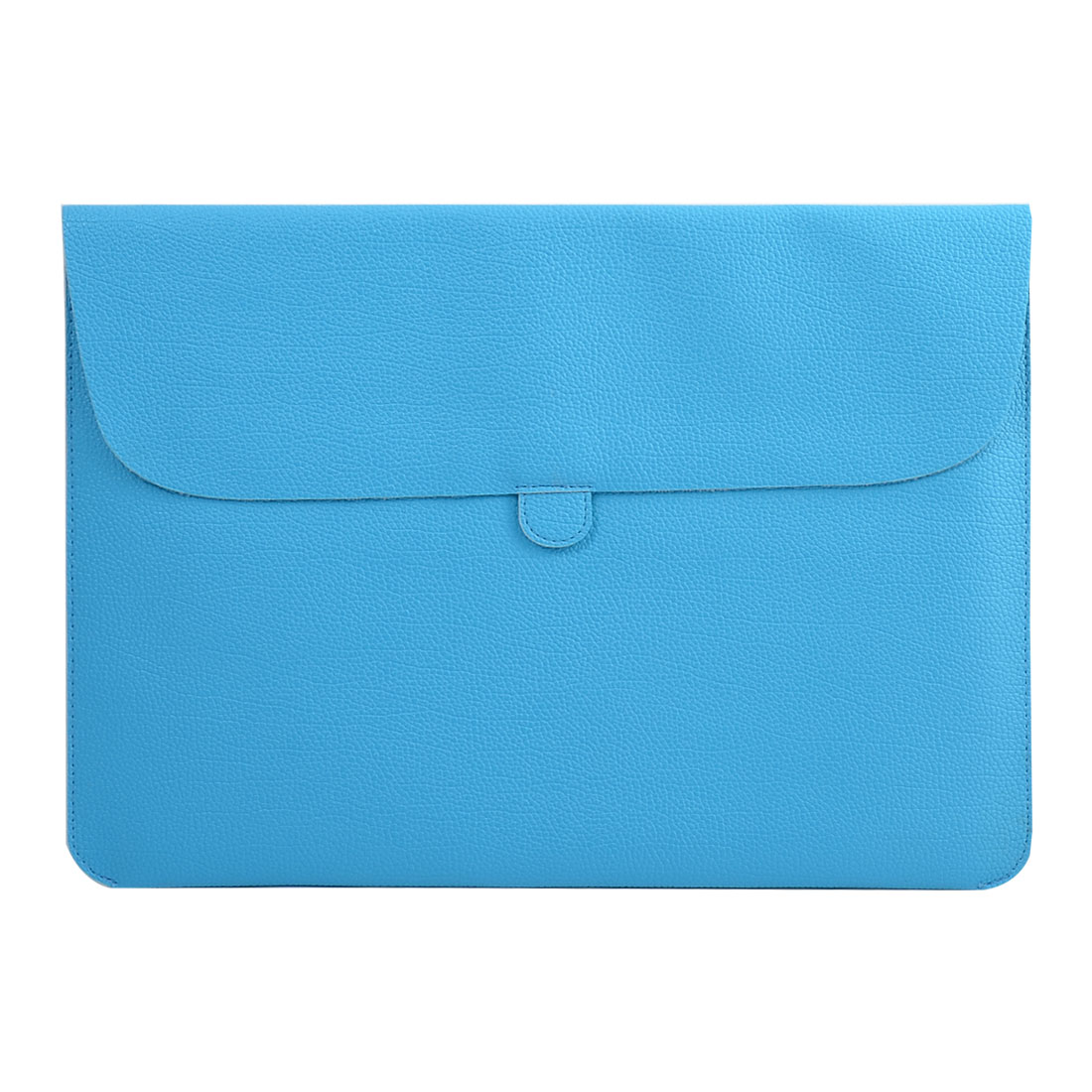 Carrying Laptop Case Pouch Envelope Shape Tablet Sleeve Bag Maya Blue for Macbook 13.3""
