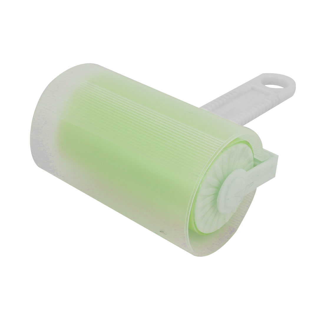 Home Carpet Pet Hair Dust Remover Clothes Cleaning Sticky Lint Roller Green