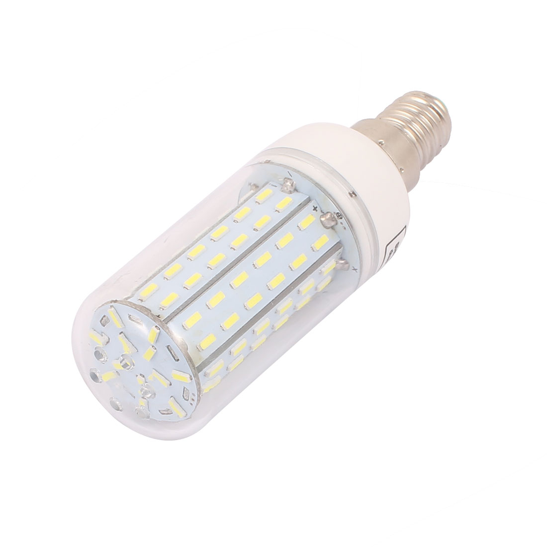 New Super Bright E14 9W 96 LEDs 4014 SMD Energy Saving Corn Bulb Lamp Pure White AC 110V