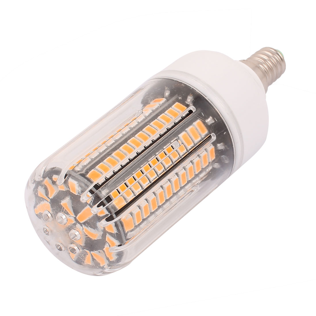 85V~265V 18W 140 x 5736SMD E14 LED Corn Bulb Light Lamp Energy Saving Warm White