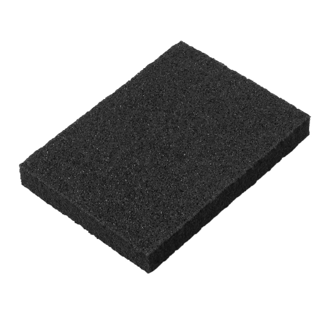 Household Kitchen Sponge Rub Cleaning Tool Rust Decontamination Scrub Pad 2 Pcs