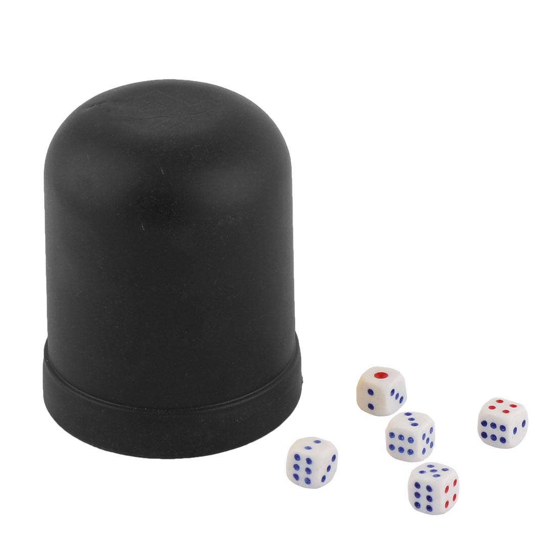 Party Club KTV Casino Guessing Gaming Gambling Shaker Case Bet Stake Dice Cup