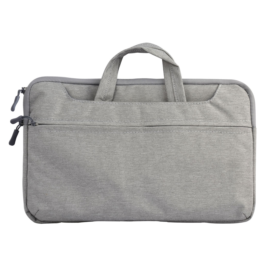 Protective Pouch Carrying Tablet Sleeve Shoulder Bag Case Gray for 13.3 Inch Pad