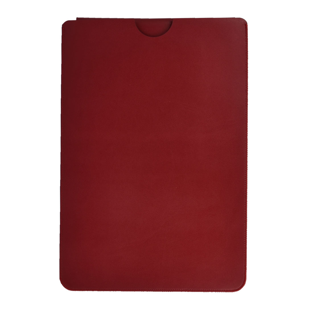 Computer Protector Notebook Pouch Cover Laptop Sleeve Bag Carmine for Macbook 15 Inch