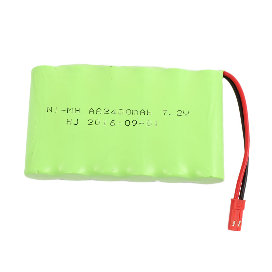 7.2V 2400mAh Charging Lithium Polymer Li-po Battery JST-2P Connector for RC Airplane Aircraft