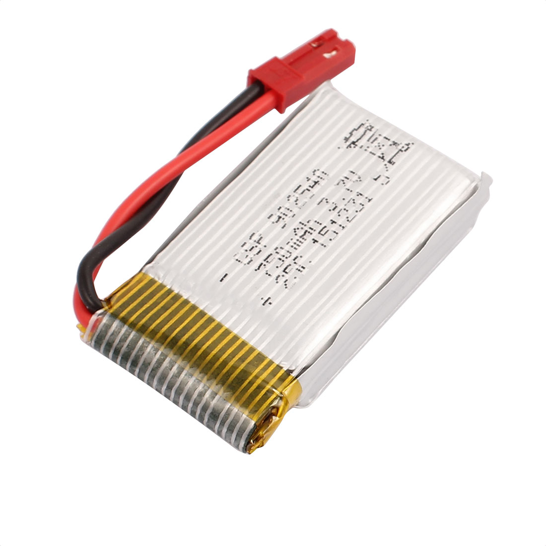 3.7V 750mAh Charging Lithium Polymer Li-po Battery JST-2P Connector for RC Airplane Aircraft