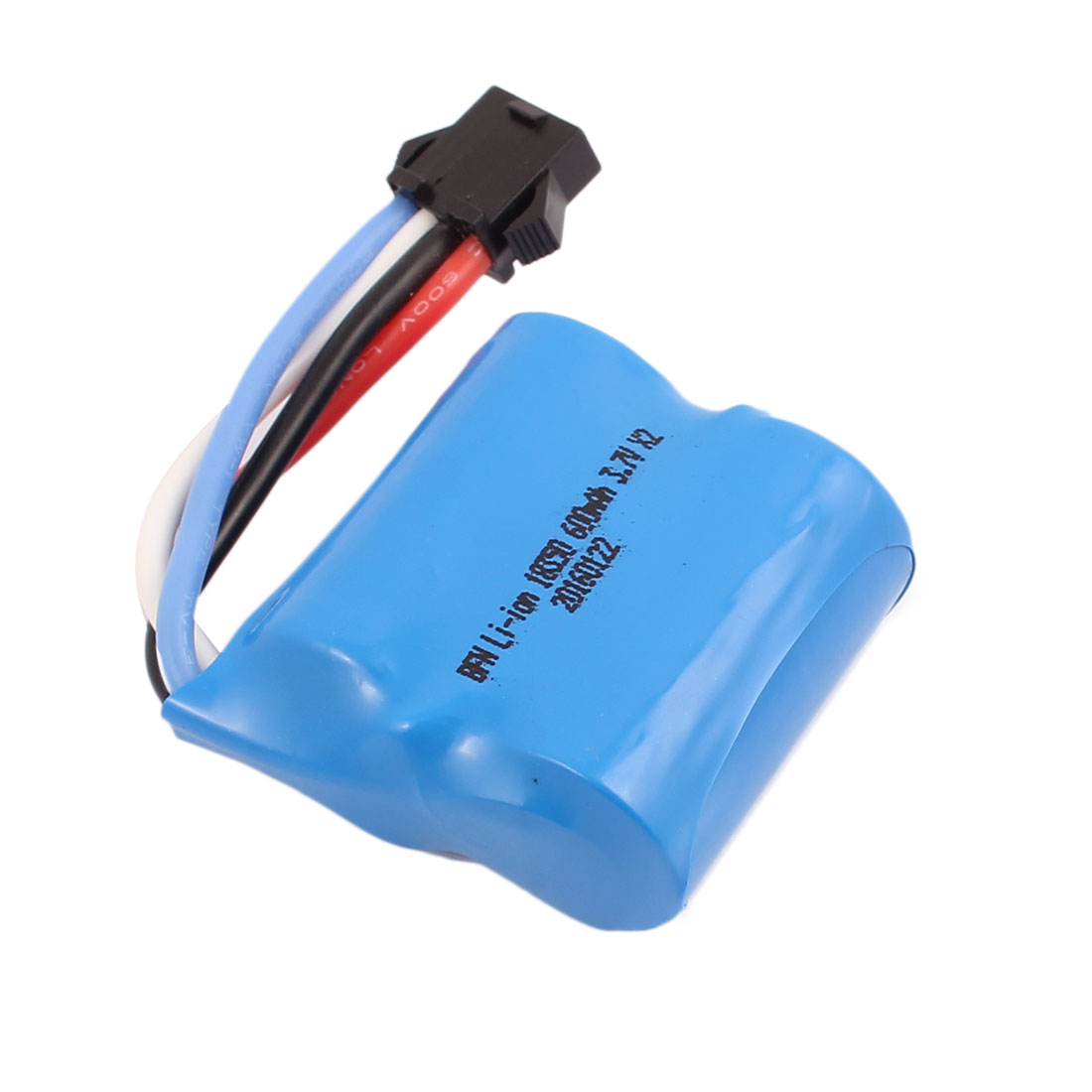 7.4V 600mAh Charging Lithium Polymer Li-po Battery SM-4P Connector for RC Airplane Aircraft