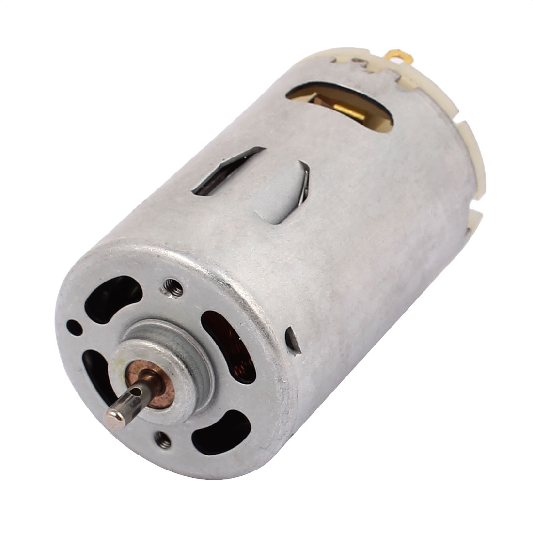 DC 6V 6300RPM Strong Magnet High Speed Micro DC Motor for Electronic Toy