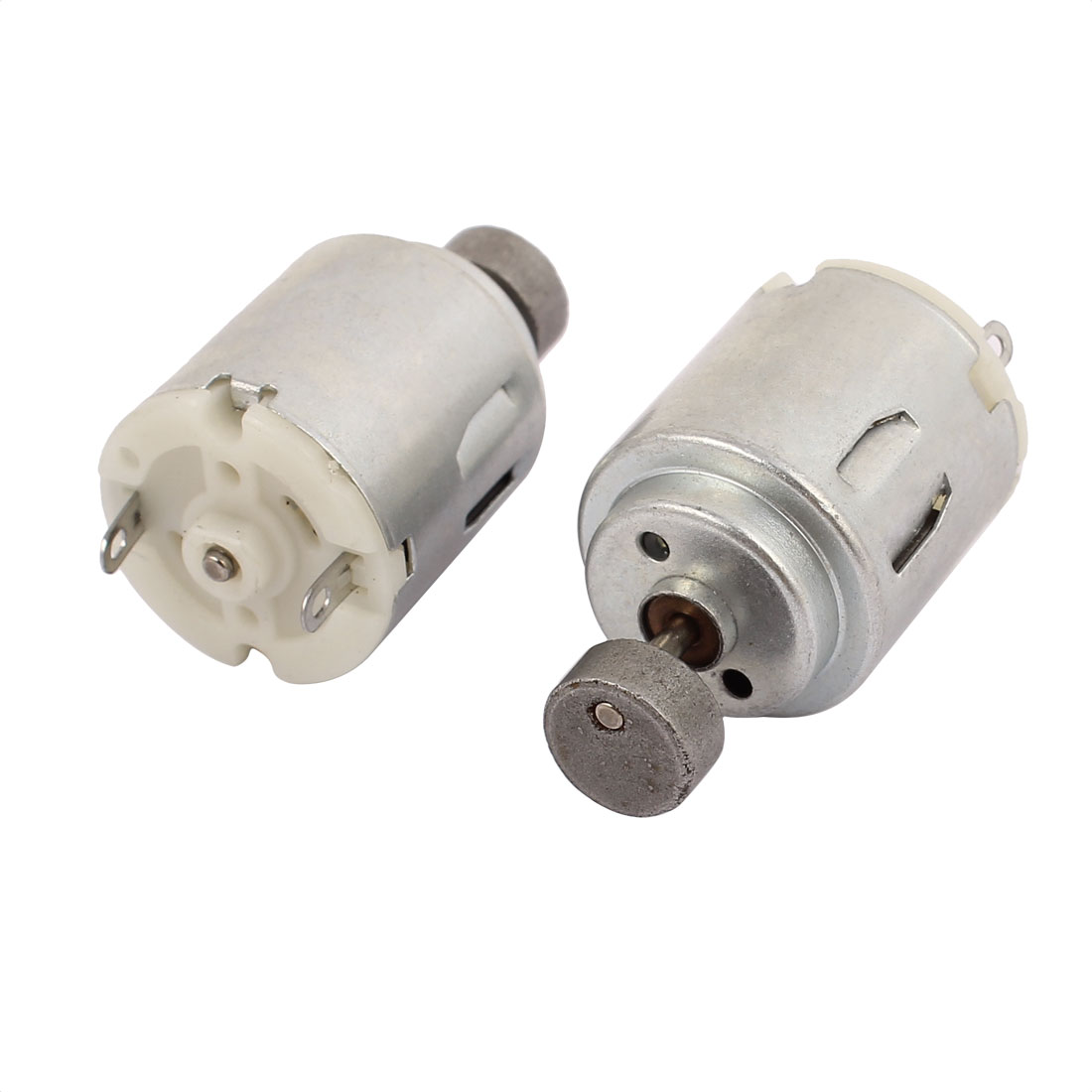 2Pcs DC 3-4.5V 18000RPM Large Torque Vibration Micro DC Electric Motor for Electric Toy