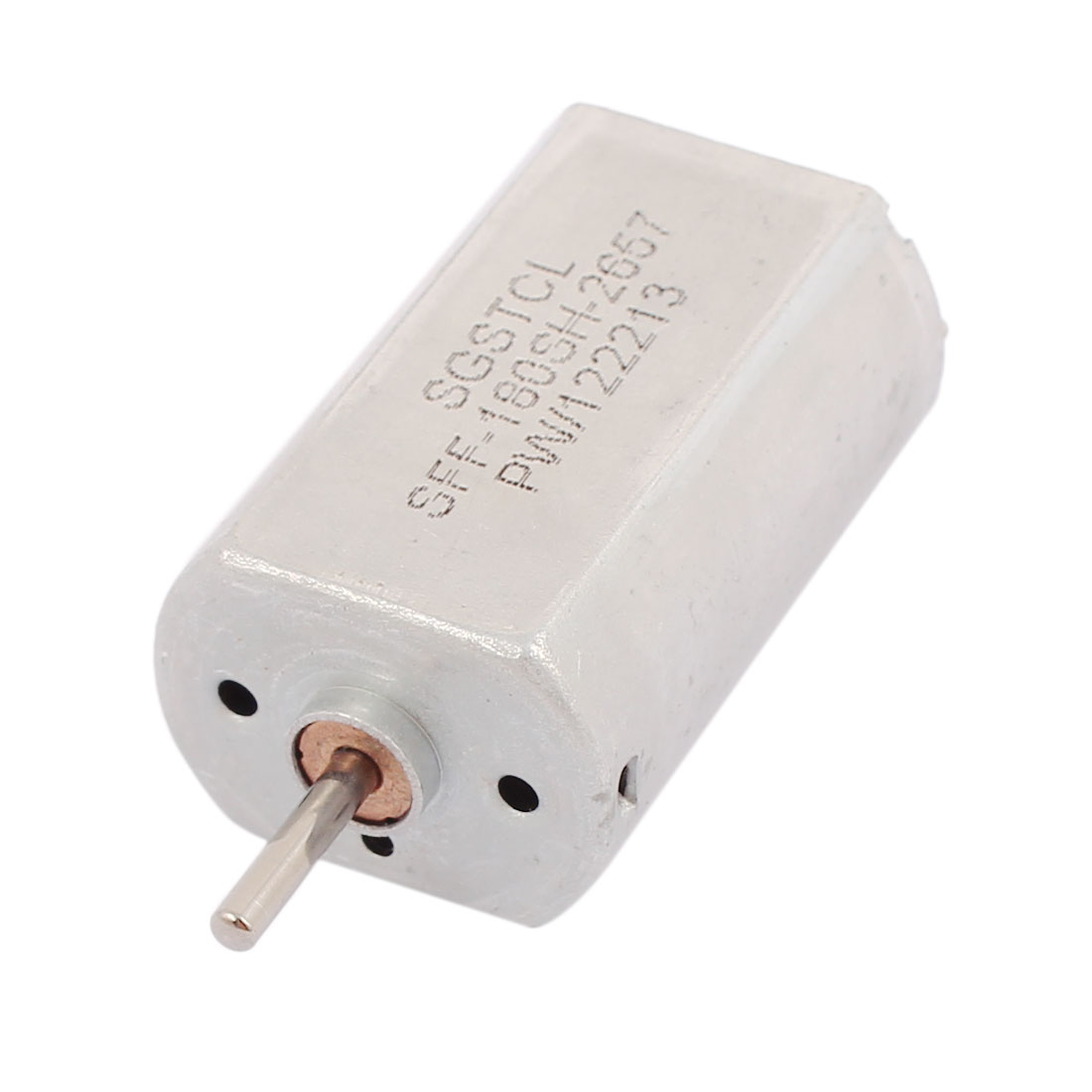 DC 3-6V 25000RPM Large Torque Strong Magnet Micro DC Vibration Motor for Electric Toy