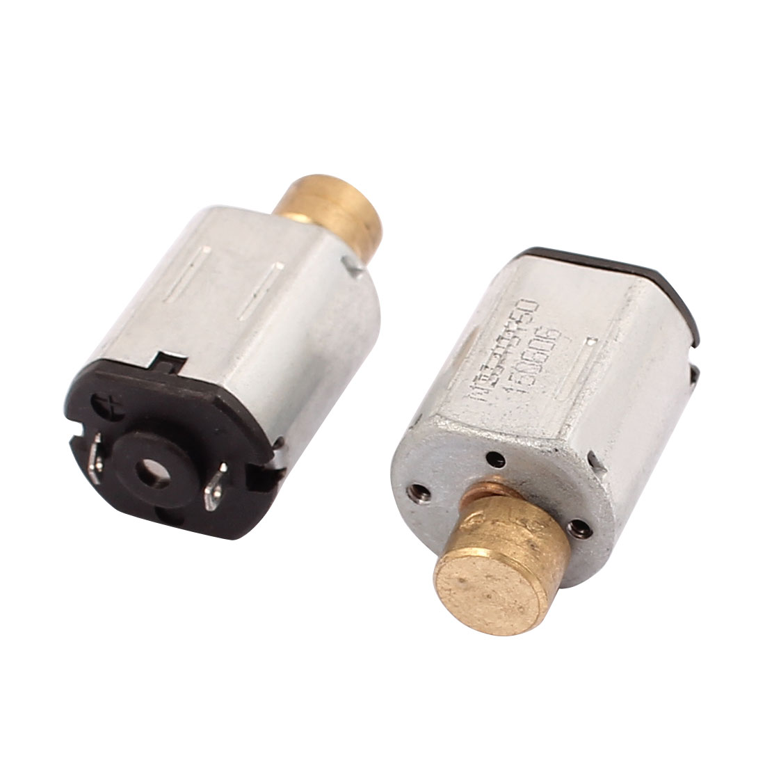 2Pcs DC 3.7V 10000RPM Large Torque Micro Vibration Motor for Electric Toy