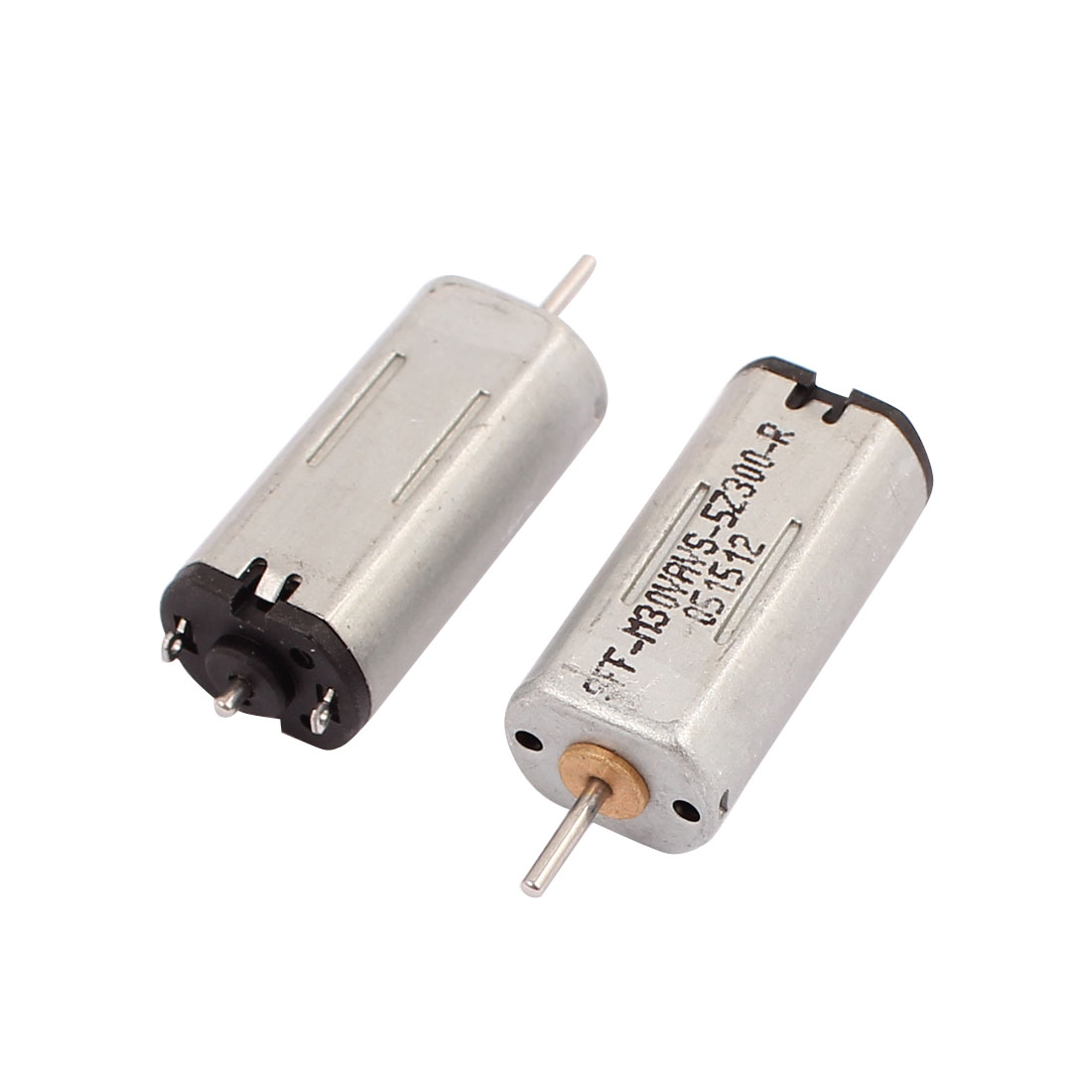 2Pcs DC 1.5-6V 26500RPM Large Torque Strong Magnet Micro DC Motor for Electric Massage