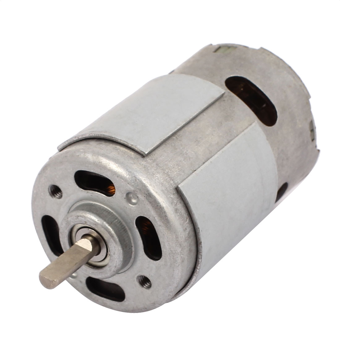 DC 6-24V 27118RPM Large Torque Micro Vibration DC Motor for Electric Massage
