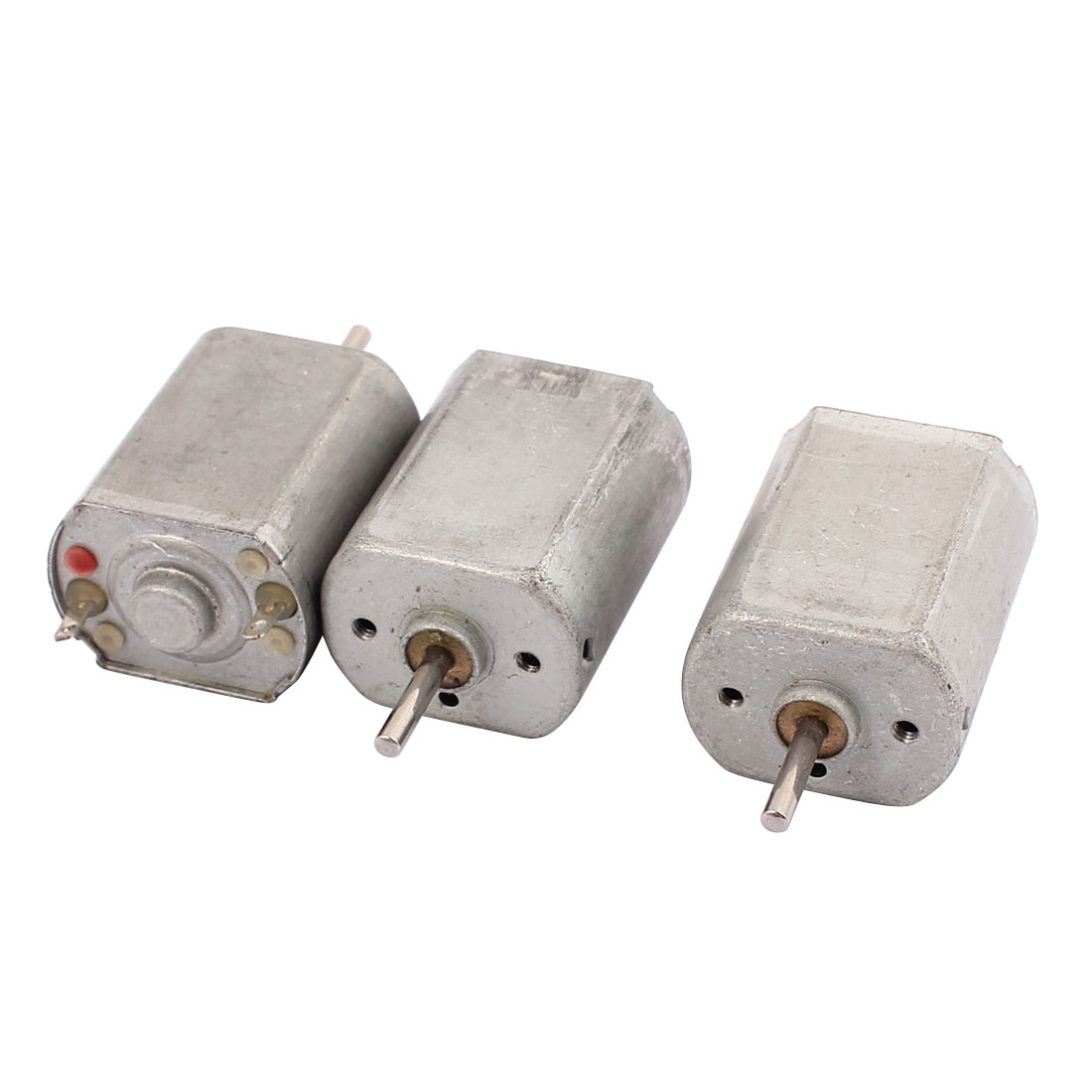 3Pcs DC 1.5-6V 12000RPM Large Torque Micro Vibration Motor for Electric Massage