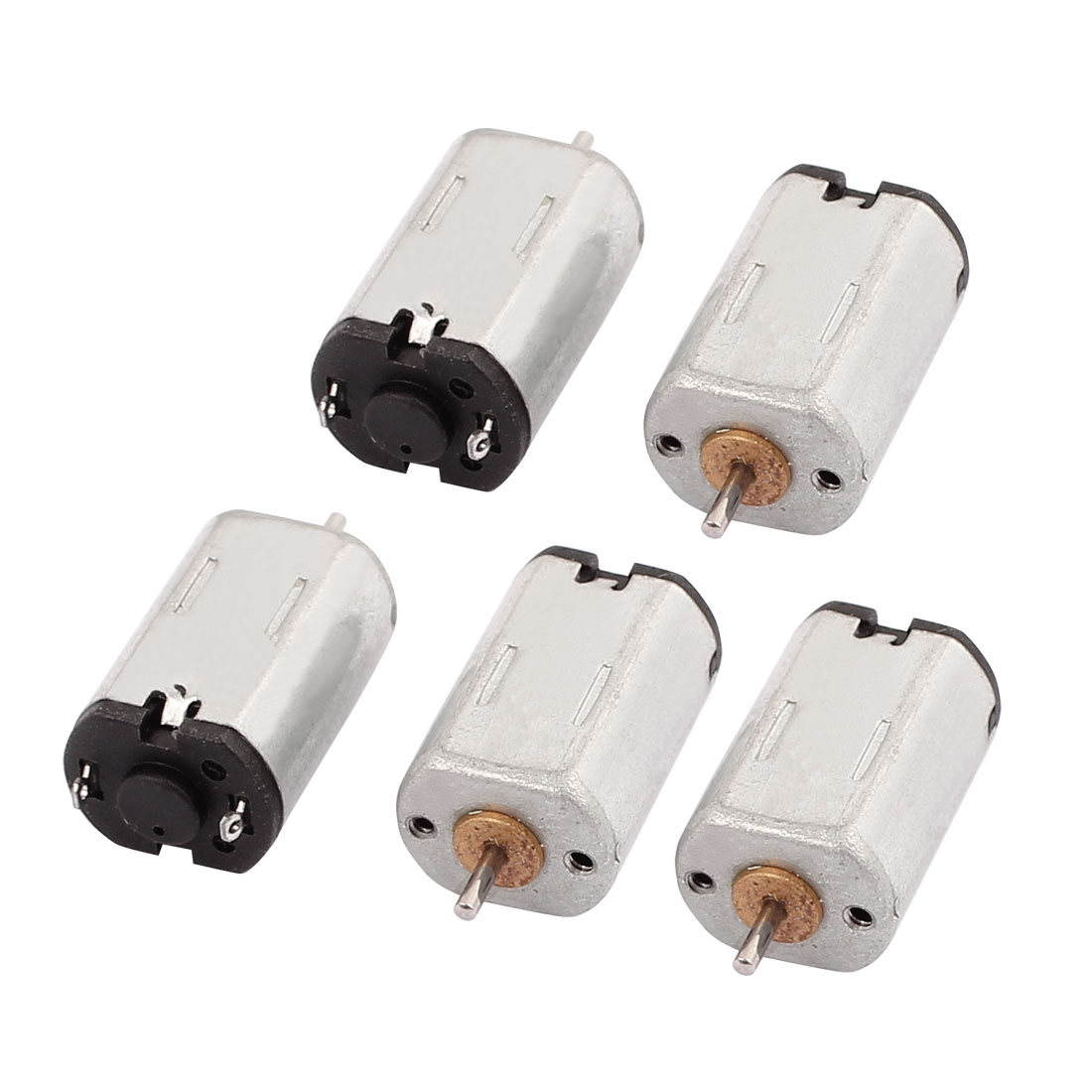 5Pcs DC 1.5-6V 21500RPM Large Torque High Speed Micro Vibration Motor for Electric Toy