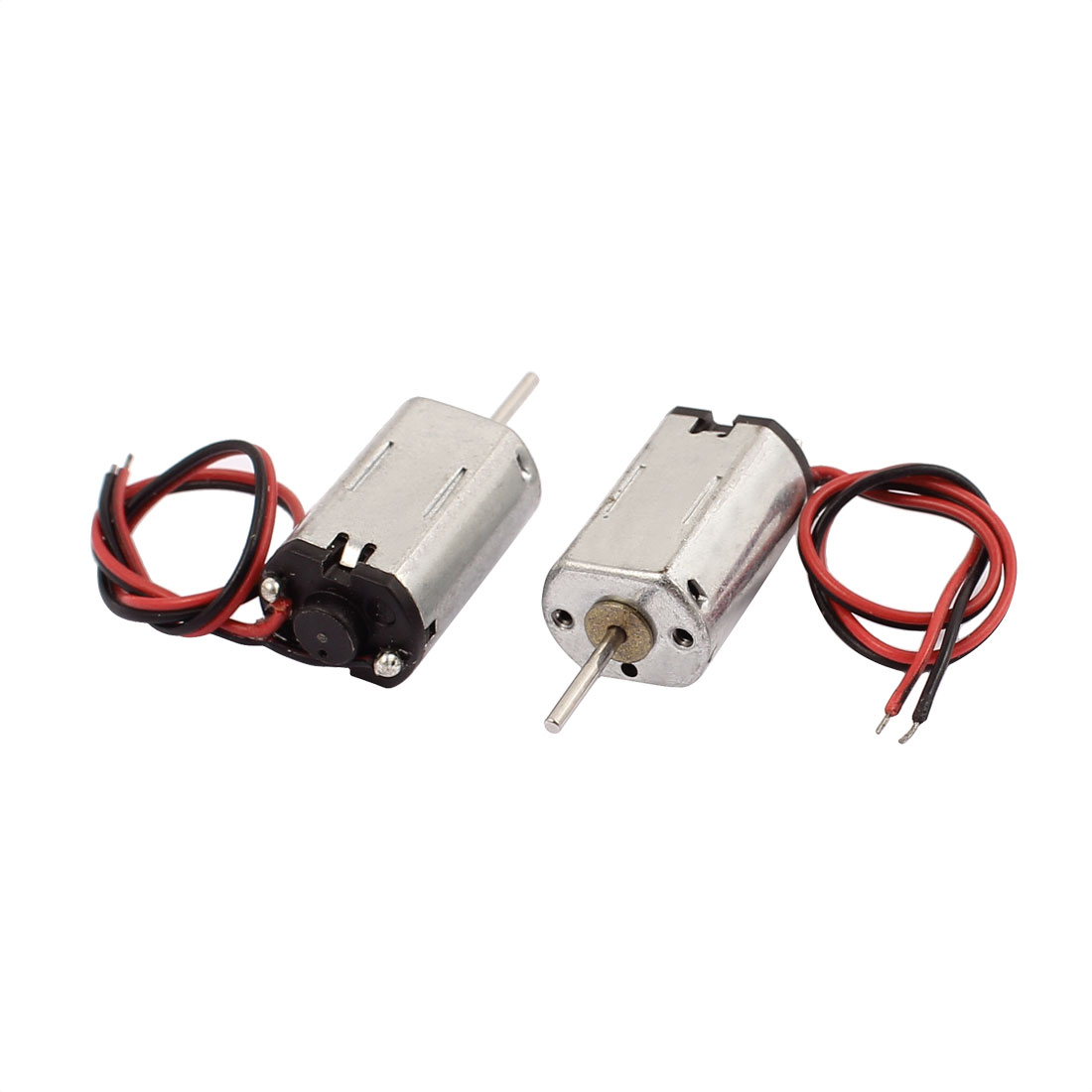 2Pcs DC 1.5-6V 21500RPM Large Torque Micro DC Motor for Electric Massage
