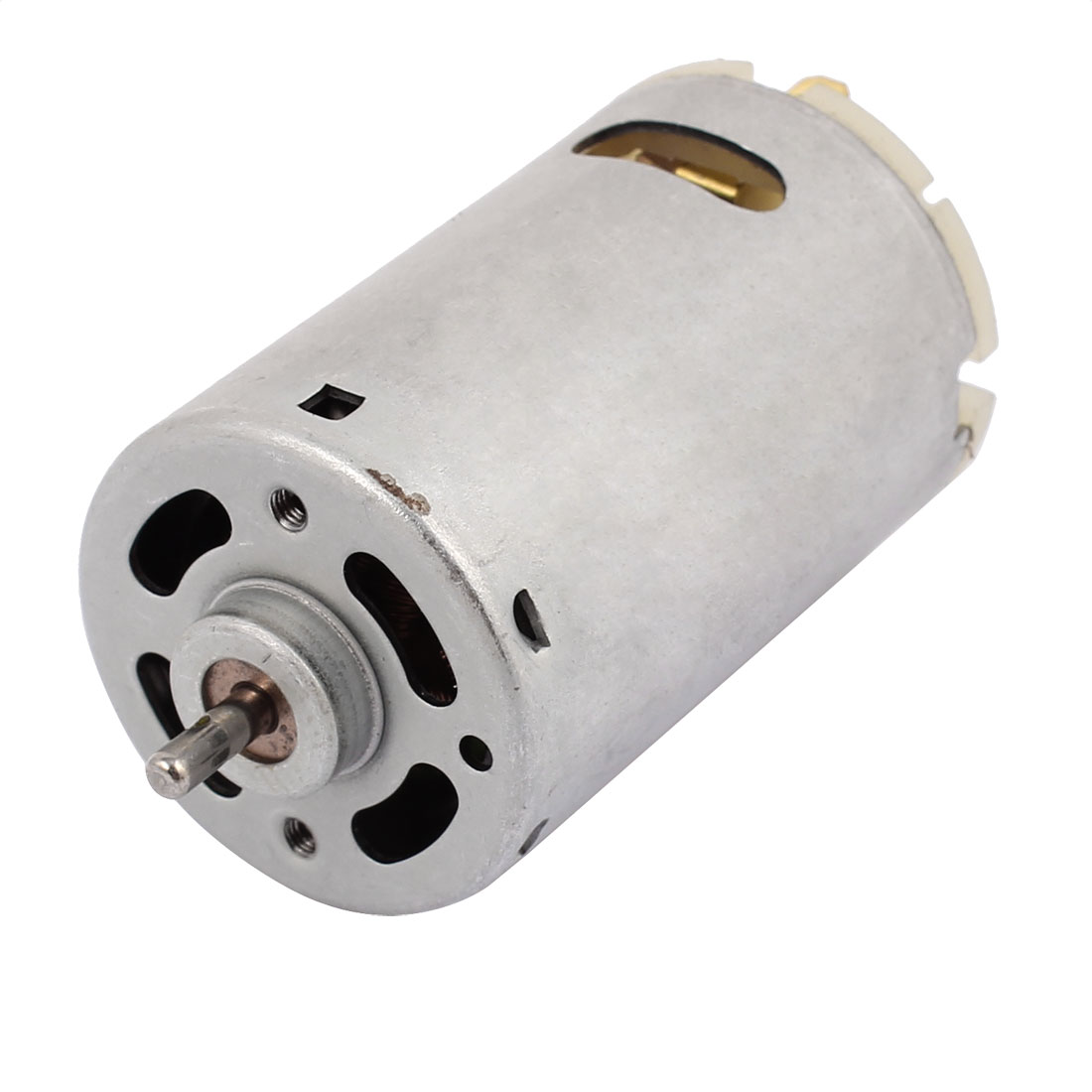 DC 7-12V 18000RPM Large Torque Strong Magnet Micro DC Motor for Electric Massage