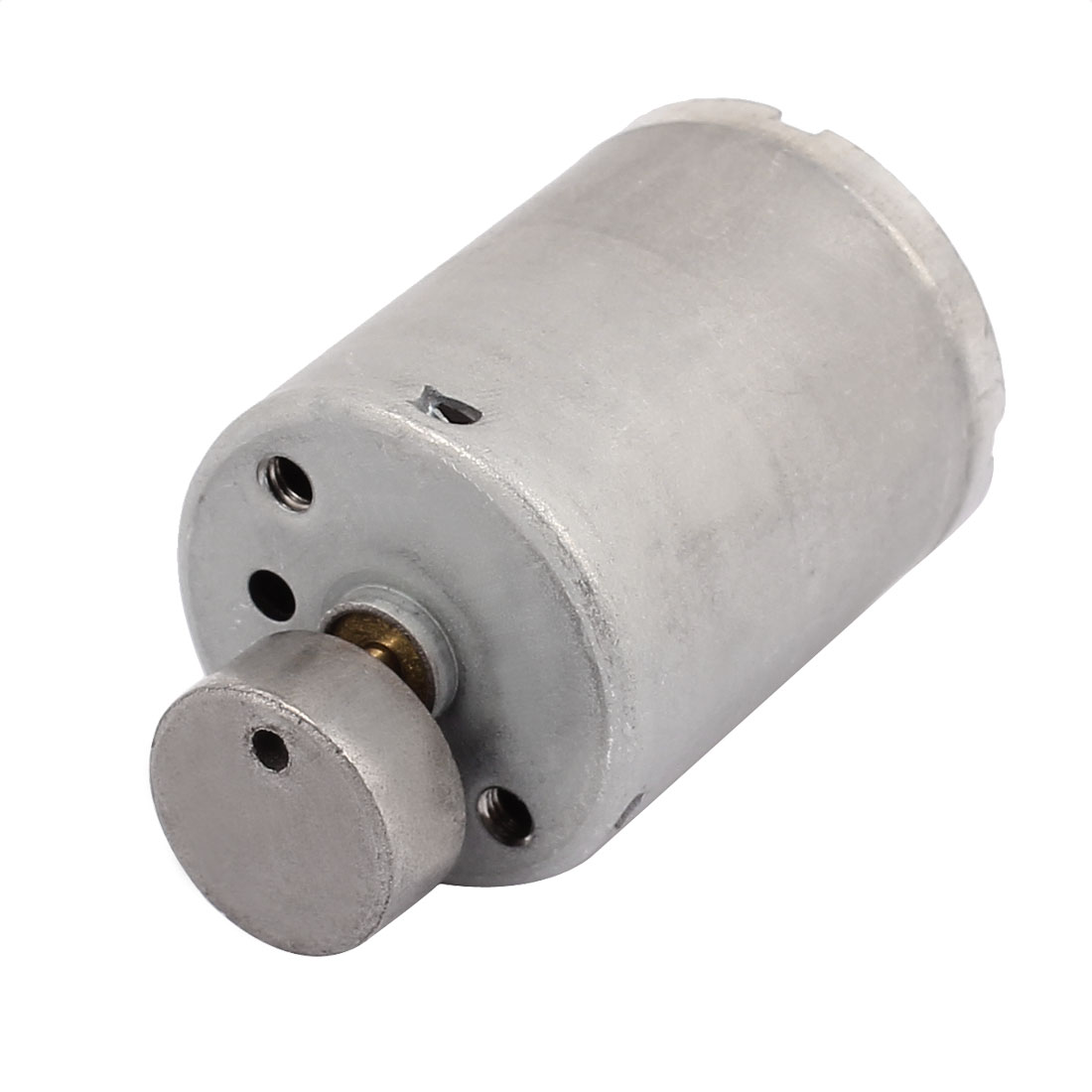 DC 24V 3800RPM Large Torque Cylindrical Micro Vibration Motor for Electric Massage