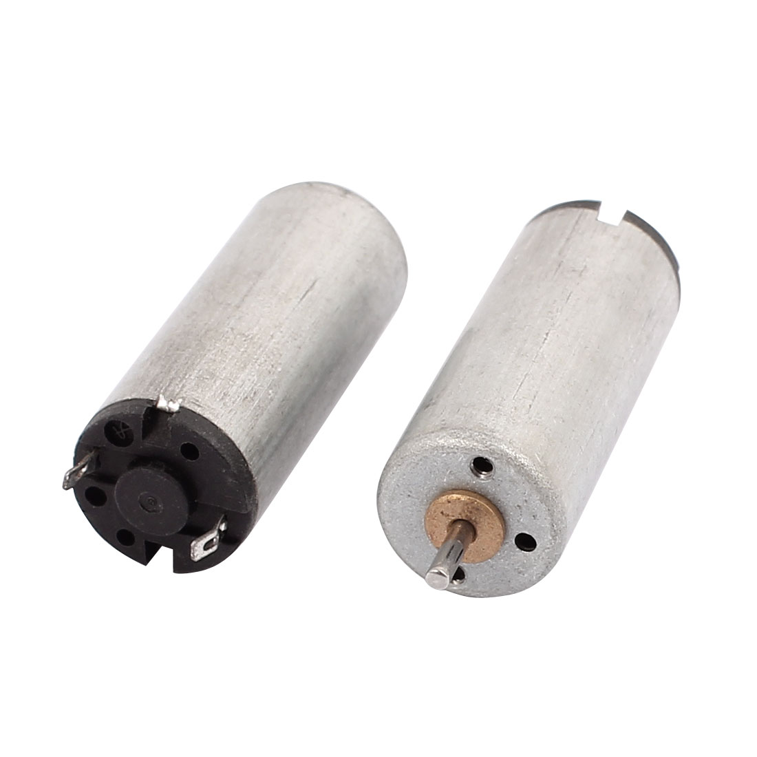 2Pcs DC 3V 23800RPM Large Torque Cylindrical Micro Vibration Motor for Electric Toy