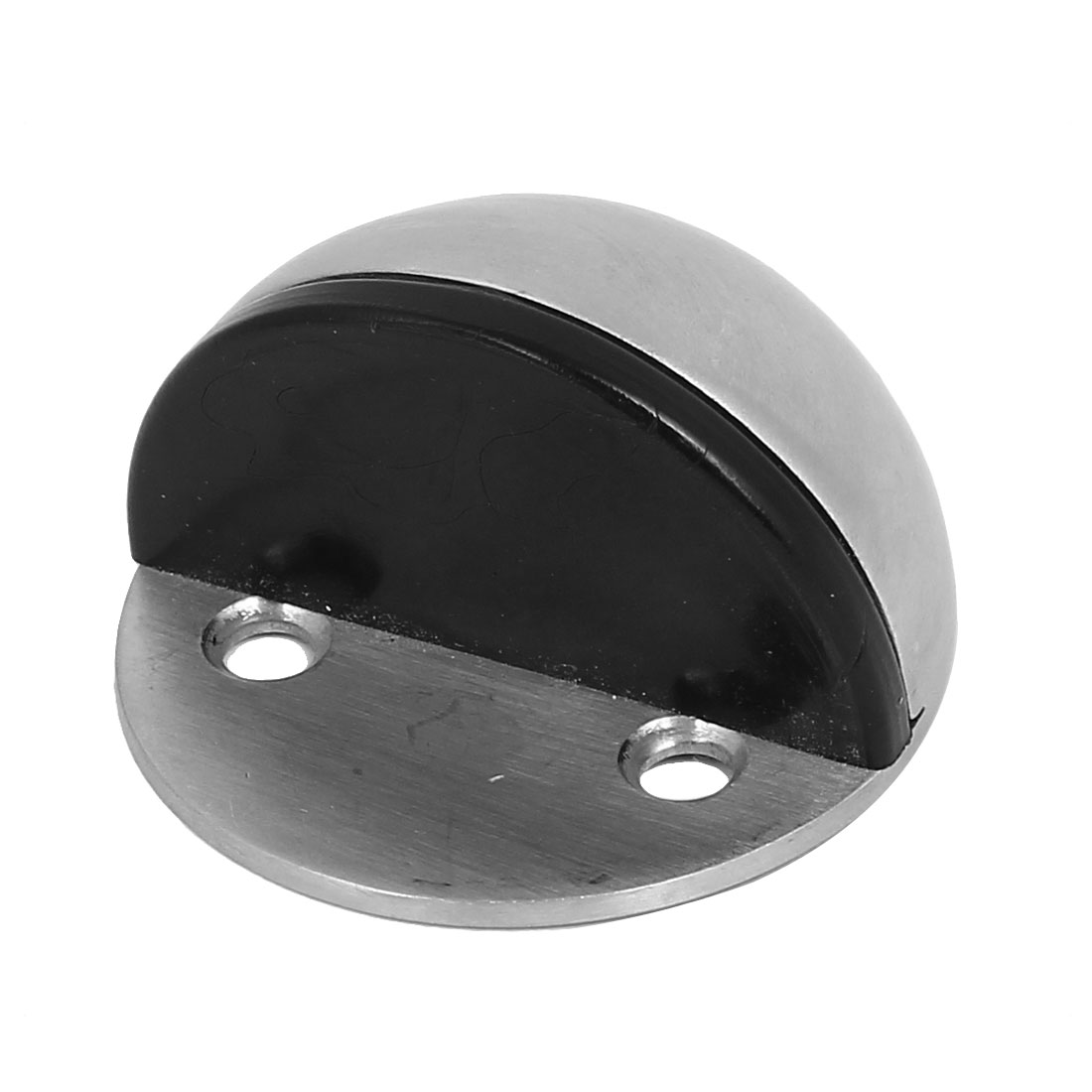 Home Office Door Round Shaped Stop Stopper Buffer Protector 45x25mm