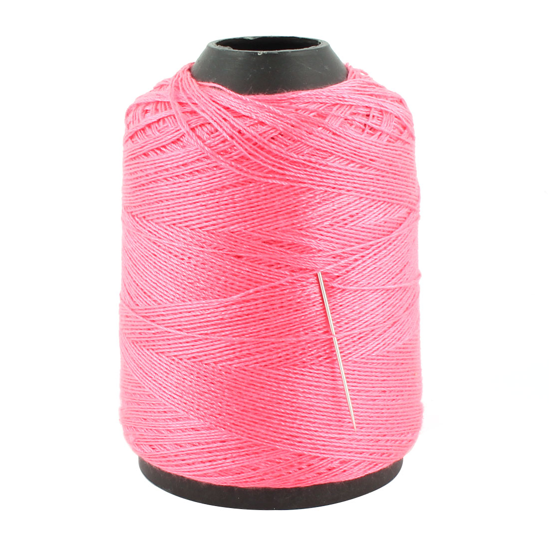 Family Cotton Blends Clothes Quilt Handcraft Stitching Sewing Thread Reel Pink Black