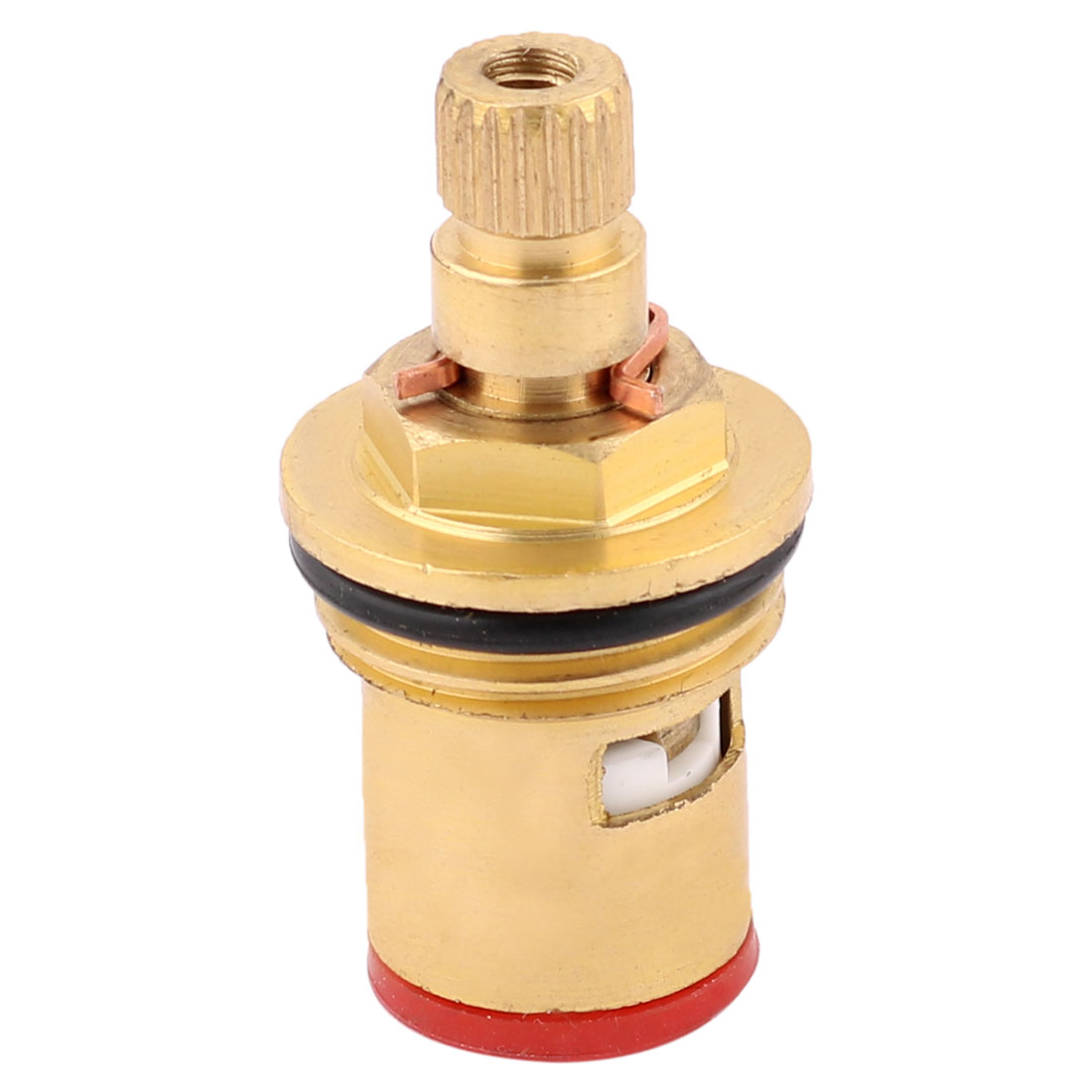 Bathroom Brass Fitting Valve Nozzle Replacement Tap Thread Faucet Cartridge