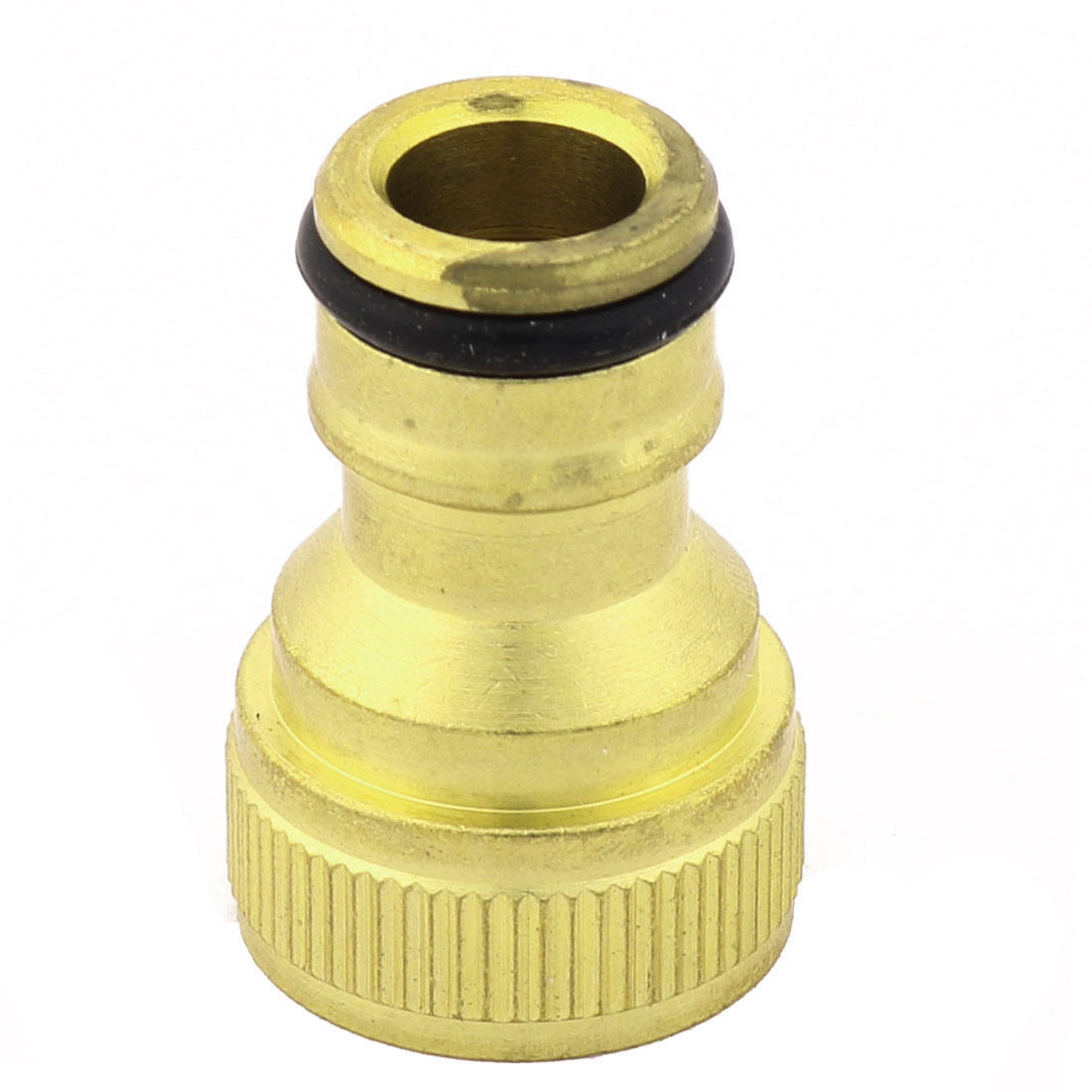 Home Kitchen Garden Brass Faucet Water Hose Pipe Switch Connector Tap Fitting