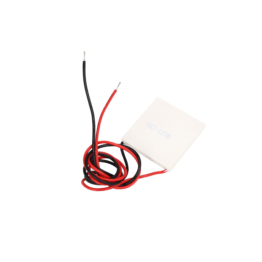 TEC1-12705 5A 12V 40x40x4mm Thermoelectric Cooler Peltier Plate Module