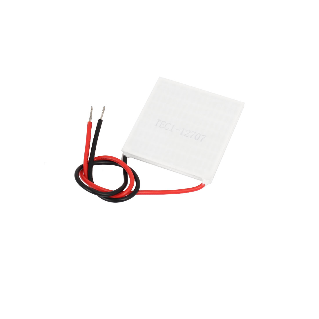TEC1-12707 7A 12V 60W 40x40x3.5mm Thermoelectric Cooler Peltier Plate Module