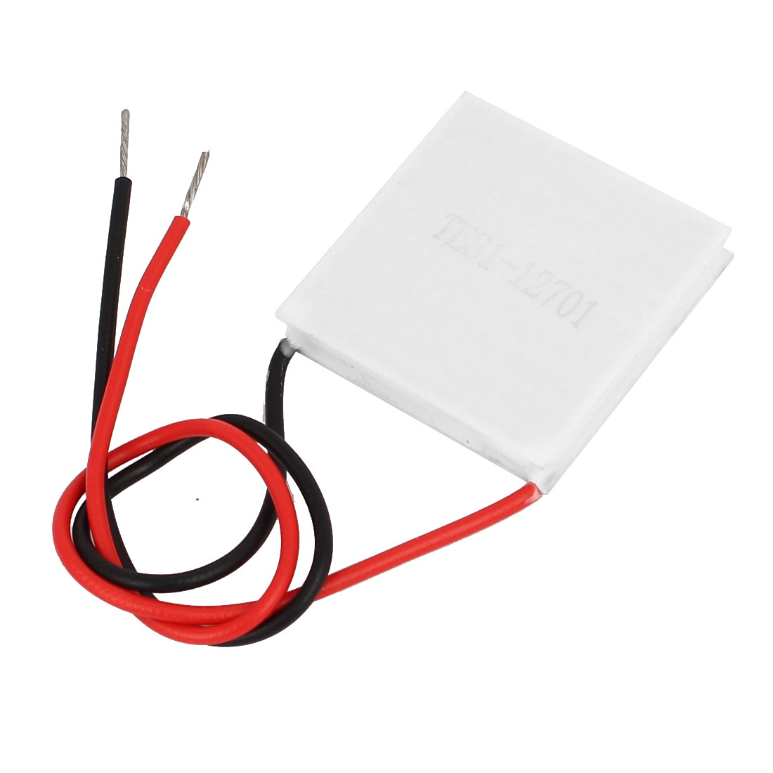 TES1-12701 1.3A 15V 30x30x5mm Thermoelectric Cooler Peltier Plate Module