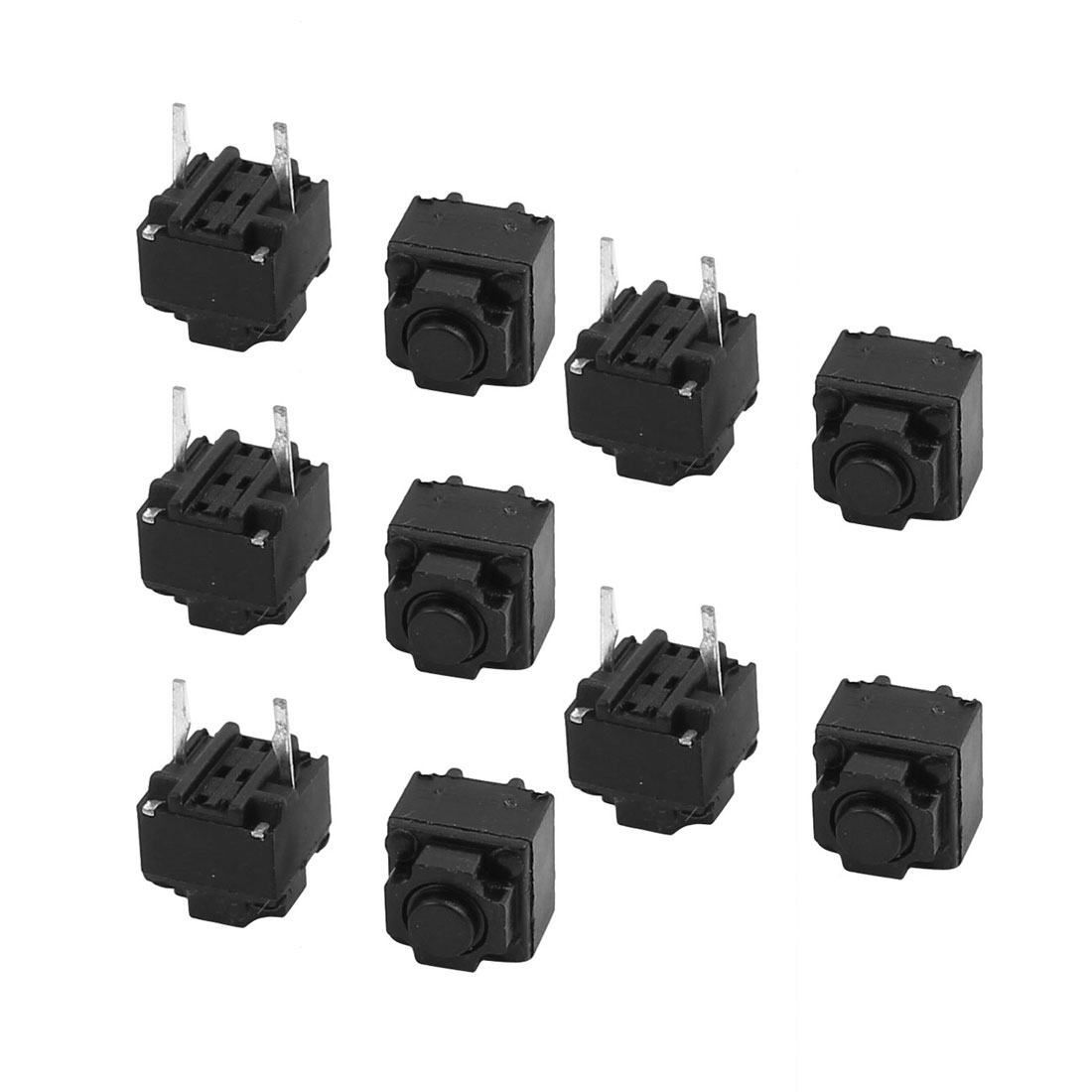 10Pcs Panel PCB Momentary Tactile Tact Push Button Switch KR1610130136