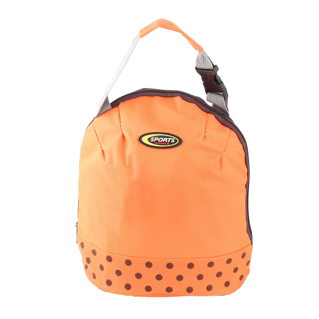 Picnic Travel Insulated Thermal Cooler Box Carry Tote Lunch Storage Bento Bag Orange