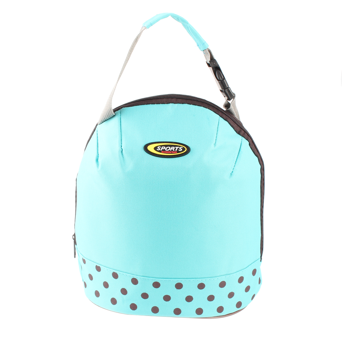 Picnic Travel Insulated Thermal Cooler Box Carry Tote Lunch Storage Bento Bag Sky Blue